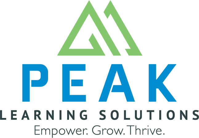 Peak Learning Solutions logo